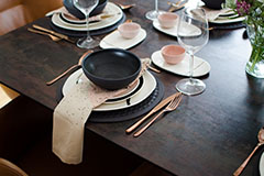 How to choose hotel tableware?