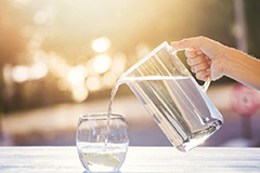 Drinking water regularly in your life will make your weight loss more effective